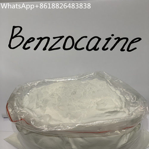 Pure Local Anesthetic Powder Benzocaine Topical Anesthetic Powder