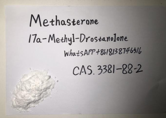 Anti Aging Methasterone Superdrol Oral Anabolic Steroid For Fitness