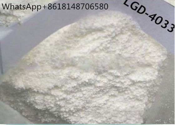China LGD-4033 SARMS Raw Powder Active Pharm Ingredient Ligandrol For Bulking Up supplier
