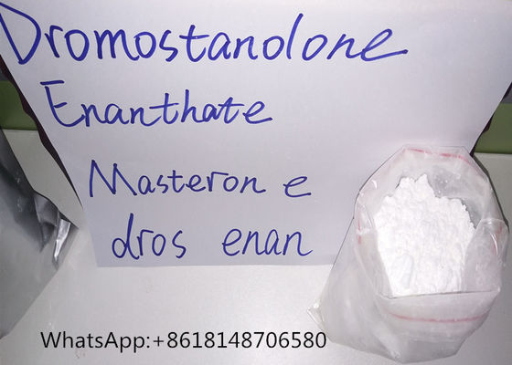 China Drostanolone Enanthate Raw Steroid Powders Masteron Dros Enan Recipe Fitness Use supplier