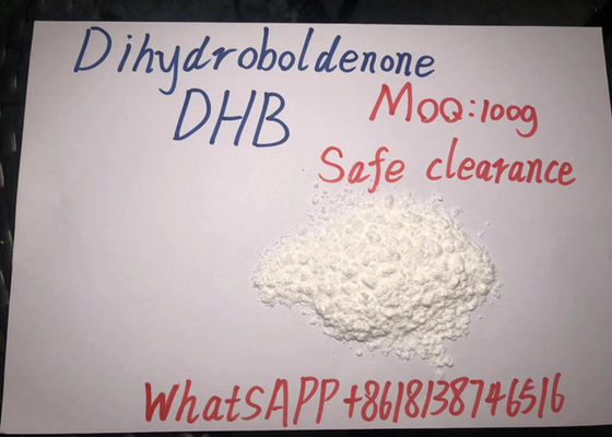 China 1- Testosterone Cypionate Raw Steroid Powders Dihydroboldenone DHB supplier