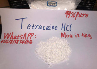China USP36 99%pure Tetracaine Hydrochloride powder Fast delivery Safe transportation supplier