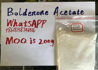 European market Raw Steroid Powders Boldenone Acetate Security clearance