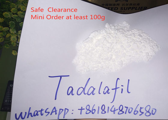 China Pharmaceutical Sex Steroid Hormone Cialis Tadalafil No Customs Issues distributor