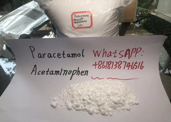 China Paracetamol Pharmaceutical Raw Materials Strong analgesia and antipyretic effect factory