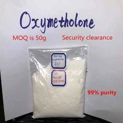 China USP36 Raw Steroid Powders Oxymetholone Anadrol Promote muscle growth factory