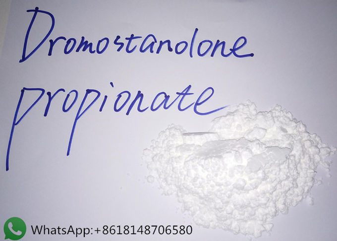99 Purity Legal Injectable Steroids Drostanolone Propionate Masteron Dros Prop